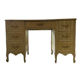 Henry Link French Provincial Vanity Desk For Sale