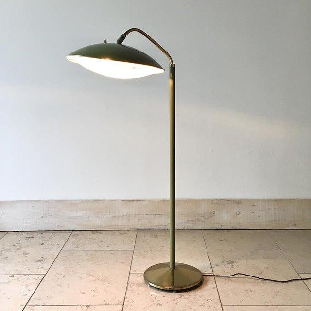 Luxury Floor Lamp by Gerald Thurston 1950 | DECASO