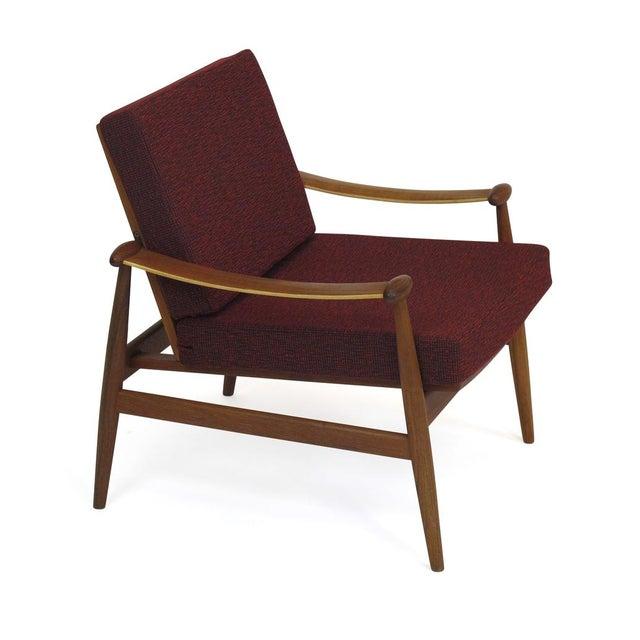 Finn Juhl Spade Mid-Century Danish Lounge Chair - Image 2 of 8