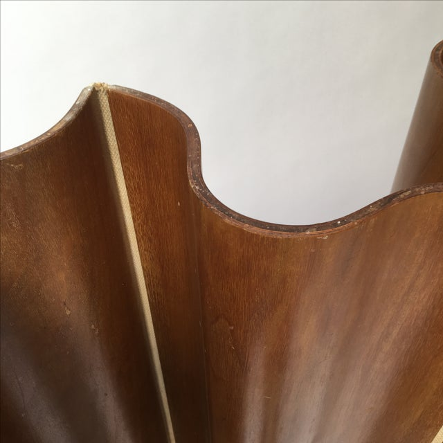 Eames Folding Plywood Screen - Image 7 of 11