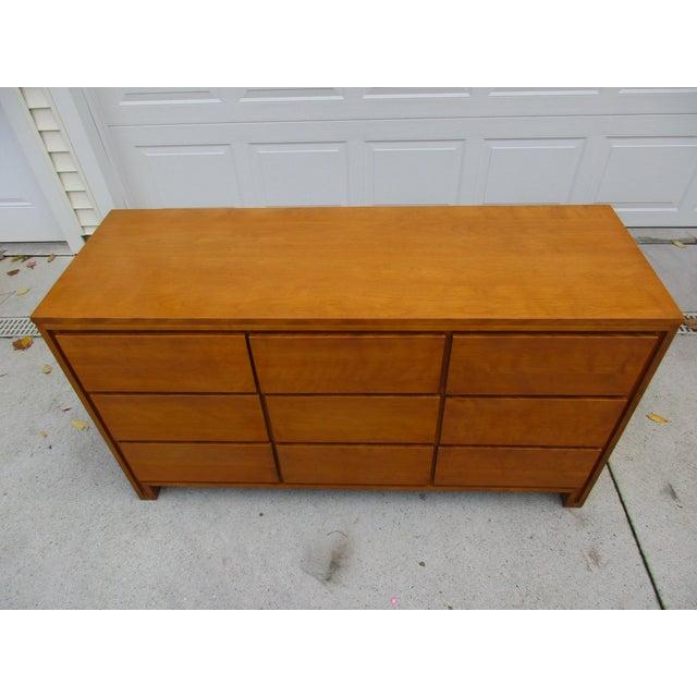 Conant Ball Leslie Diamond For Conant Ball Nine Drawer Dresser For Sale - Image 4 of 10