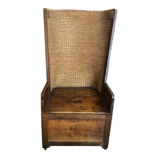 Late 19th Century Orkney Chair For Sale