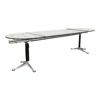 1980s Contemporary Herman Miller Bruce Burdick Dining Table For Sale