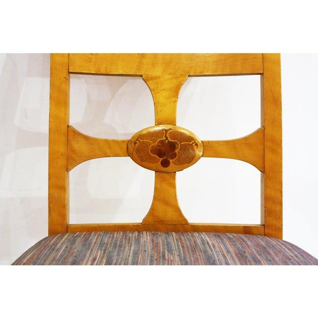 Set of Six Chairs, by Anton Kjaer, Copenhagen For Sale In Dallas - Image 6 of 8