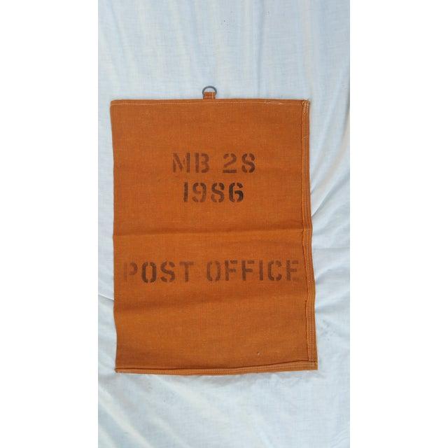 Nubby Linen Original Post Office Bag - Image 2 of 5