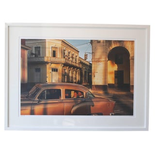 "John Conn ""Cuba 4"" Limited Edition Travel Color Photograph For Sale"