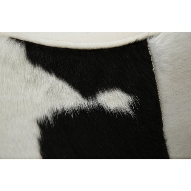 Knoll Saarinen Cowhide Executive Armchair For Sale - Image 5 of 7