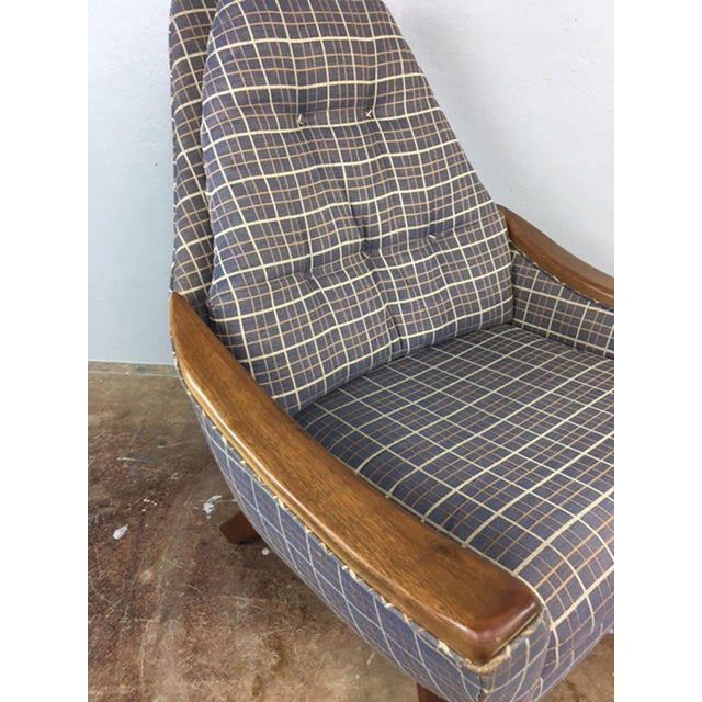 Adrian Pearsall Papa Lounge Chair - Image 8 of 9