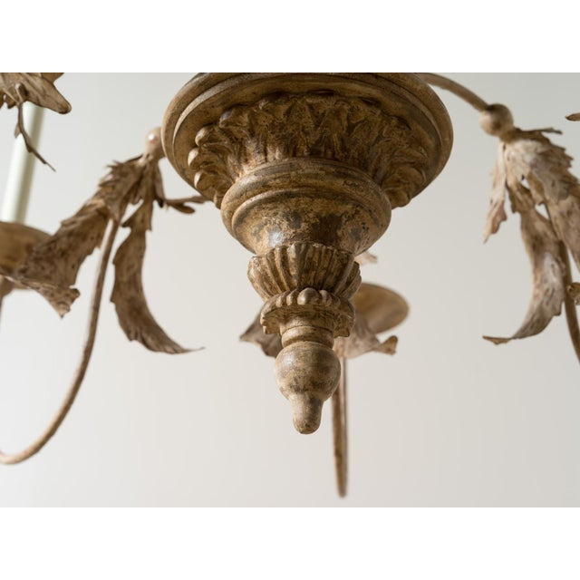 2010s Visual Comfort Savona Chandelier For Sale - Image 5 of 8