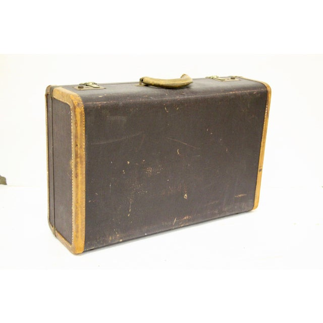 1930s Vintage Glee Club Suitcase For Sale - Image 5 of 7