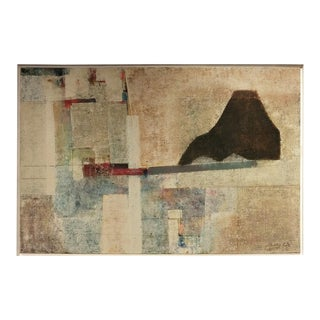 Stanley Bate, Untitled, Circa 1960 For Sale