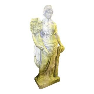 Goddess of Four Seasons Garden Statue For Sale