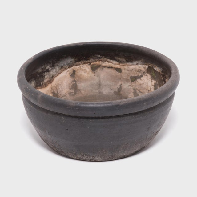 This straightforward basin draws upon an eons-old Chinese ceramic tradition stretching back to Neolithic times. Made...