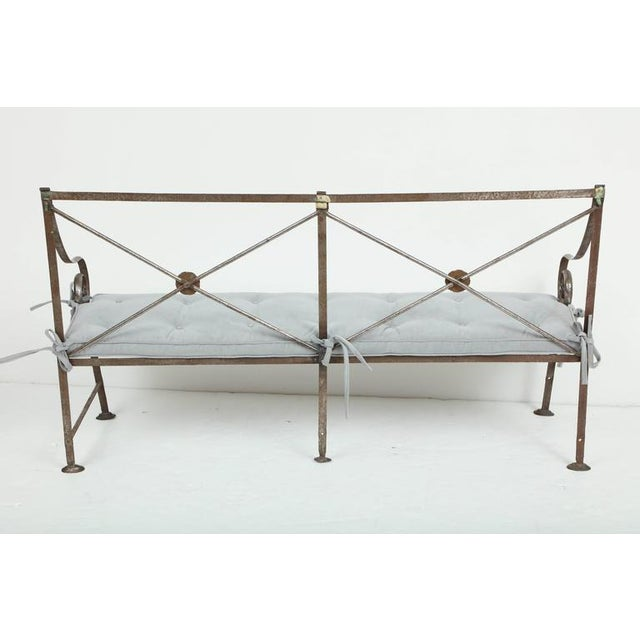 Jansen Style Bench - Image 7 of 9