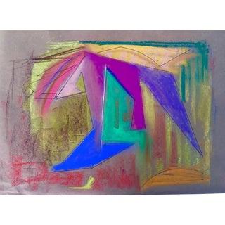 """Glacier"" Original Pastel by Erik Sulander 11x14 For Sale"