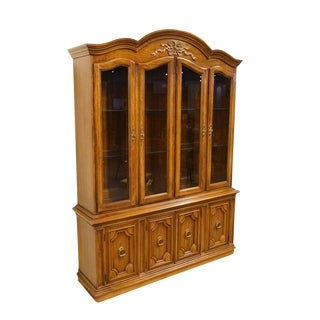 "Thomasville Furniture Cellini Collection 61"" China Cabinet For Sale"