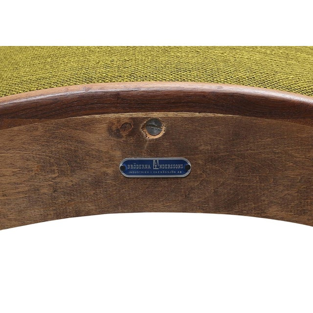 Scandinavian Modern Seating Group For Sale - Image 4 of 5