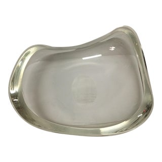 Mid-Century Lucite Bowl For Sale