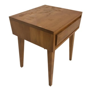 Russel Wright for Conant Ball Side Table For Sale