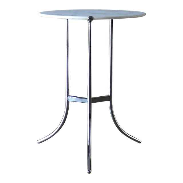 1975 Vintage Cedric Hartman Occasional Table For Sale