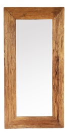 Image of Teak Full-Length and Floor Mirrors