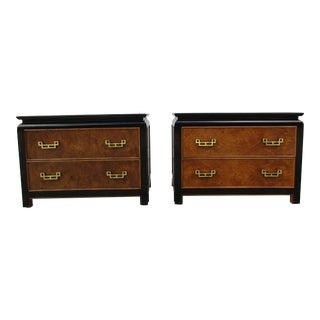 Century Furniture Chin-Hua Nightstands -A Pair For Sale