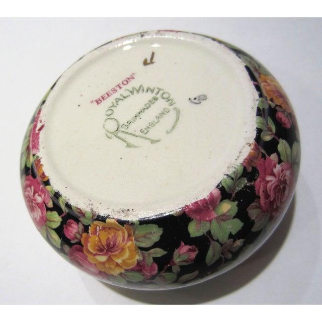 Royal Winton Chintz Cream & Sugar Set - Image 6 of 7