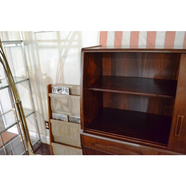 Danish Modern Rosewood Credenza by Poul M Jessen for Pmj Viby For Sale - Image 11 of 13