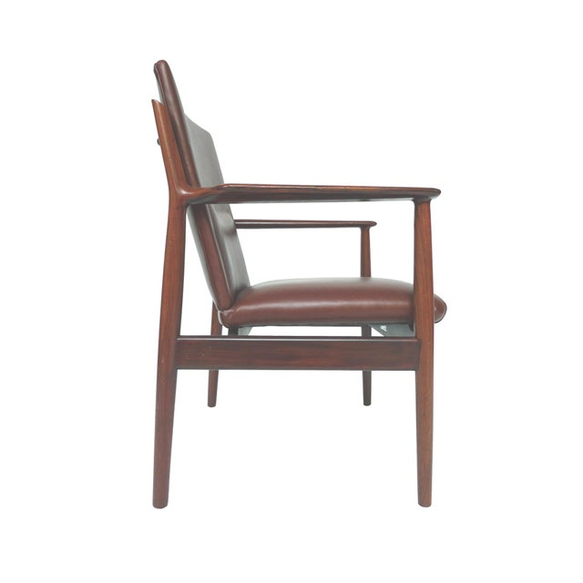 Mid-Century Rosewood Armchairs by Arne Vodder - A Pair - Image 3 of 10