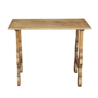 Spanish Colonial Side Table For Sale