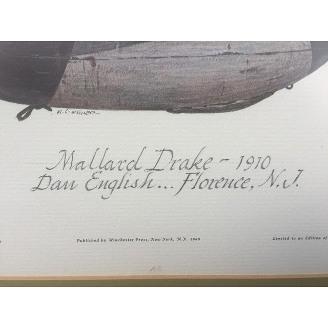 Farmhouse Mallard Drake 1910 - the Classic Decoy Series, Winchester Press Ny 1969 For Sale - Image 3 of 7