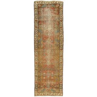 "Apadana Vintage Kazak Runner Rug -- 2'5"" X 8'4"""