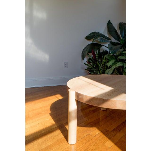 Contemporary Trey Jones Studio Grant Coffee Table For Sale - Image 3 of 7