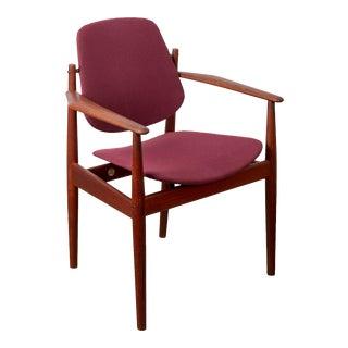 Arne Vodder for France & Son Armchair For Sale