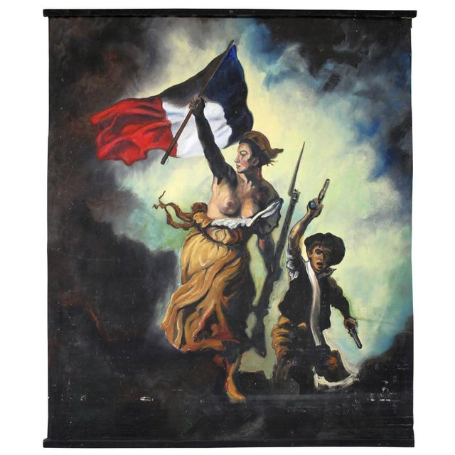 French Revolution Painting - Image 1 of 4