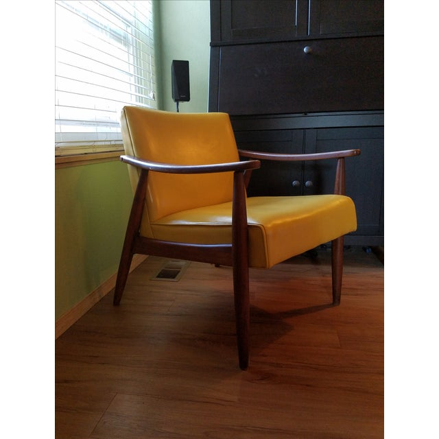 Mid-Century Modern Lounge Chair - Image 2 of 4