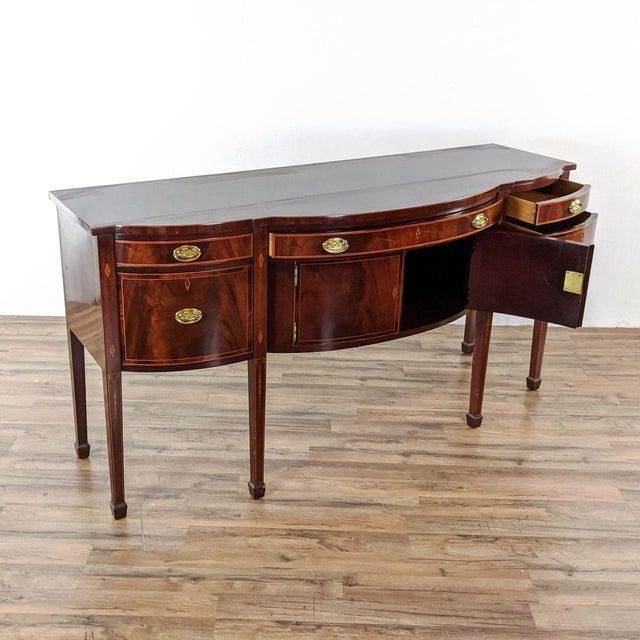 Kindel Furniture Kindel Chesterwood Federal Style Sideboard For Sale - Image 4 of 12