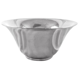 Sterling Midcentury Tiffany Bowl For Sale
