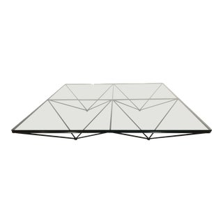 "Paulo Piva ""Alanda"" Coffee Table for B & B Italia For Sale"
