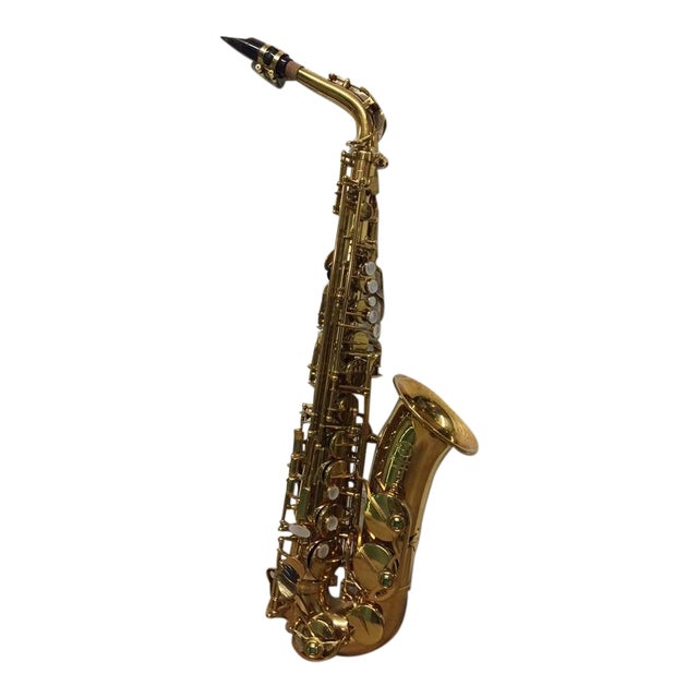French Alto Saxophone by Henri Selmer For Sale