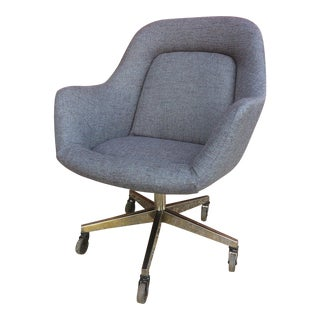 Vintage Executive Chair by Max Pearson for Knoll For Sale