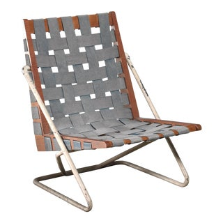 Walter Gindele Prototype Chair, Austria For Sale