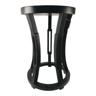 Bungalow 5 Hourglass Stool Side Table For Sale