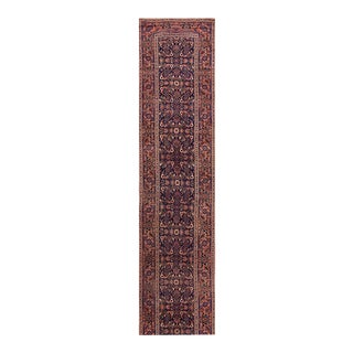 """Antique Nw Persian Rug 3'3"""" X 30'0"""" For Sale"""