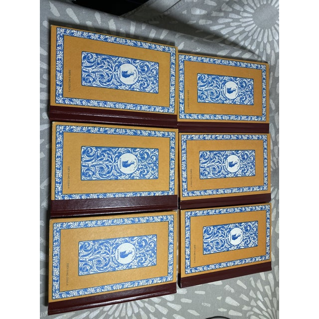 Shabby Chic 1909 McGuffey's Eclectic Revised Edition Primer & Reader Collection - Set of 6 For Sale - Image 3 of 7