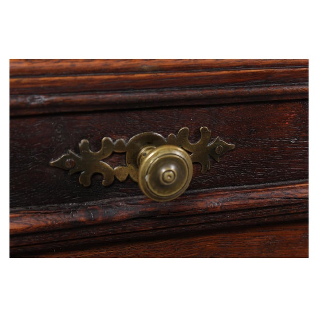 Brass 19th C. Louis XV-Style Buffet For Sale - Image 7 of 12