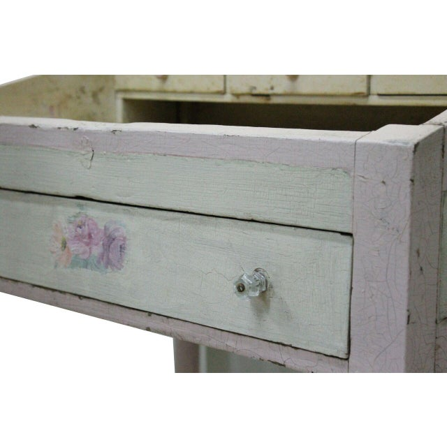 Pink Shabby Chic Desk - Image 2 of 4
