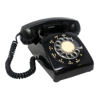 1940's Northern Electric Rotary Phone For Sale