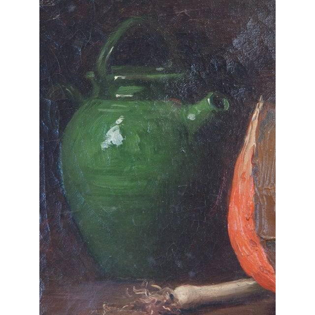 19th Century French Still Life Painting by Edouard Cabane For Sale - Image 4 of 9