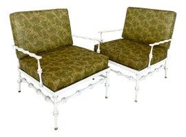 Image of Boho Chic Lounge Chairs